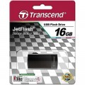 Transcend JetFlash 560 16Gb  , USB 2.0, Хром/Черный TS16GJF560