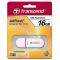 Transcend JetFlash 330 16GB, USB 2.0, Белый TS16GJF330