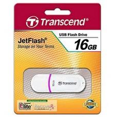 Transcend JetFlash 330 16GB, USB 2.0, Белый TS16GJF330