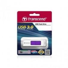 Transcend JetFlash 500 32GB , USB 2.0, Черный/Лиловый TS32GJF500