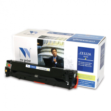 Картридж NV Print CE322A YELLOY для HP Color LJ Pro CM1415FN/CM1415FNW/CP1525N/CP1525NW